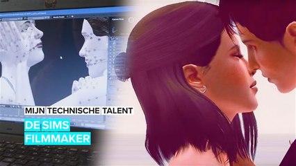 Mijn technische talent: De Sims filmmaker