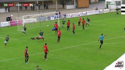 N3.J1 : Pontivy GSI / Stade Rennais F.C. : 1-1 (résumé)