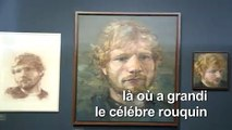 Ipswich célèbre Ed Sheeran, l'ado du coin devenu star de la pop