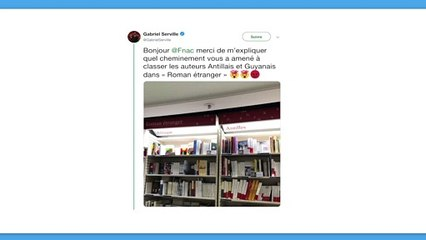 La Fnac accusée de racisme pour le classement de ses auteurs