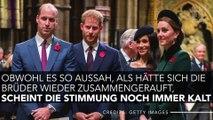 Kate und William: Wir kennen den Grund für ihren Streit mit Harry und Meghan