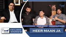 Heer Maan Ja Cast - On Air with Omair