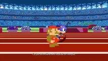 Mario & Sonic aux Jeux Olympiques de Tokyo 2020 - Bande-annonce des épreuves en 2D