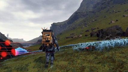 Death Stranding - Gameplay Gamescom 2019