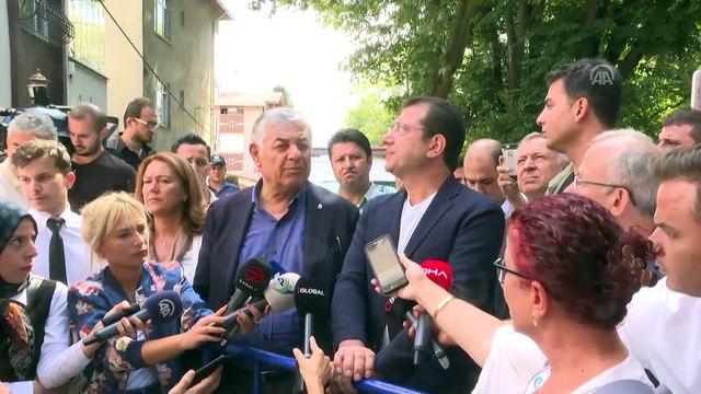 İmamoğlu, Medya AŞ'de işten çıkarmaları savundu - İSTANBUL