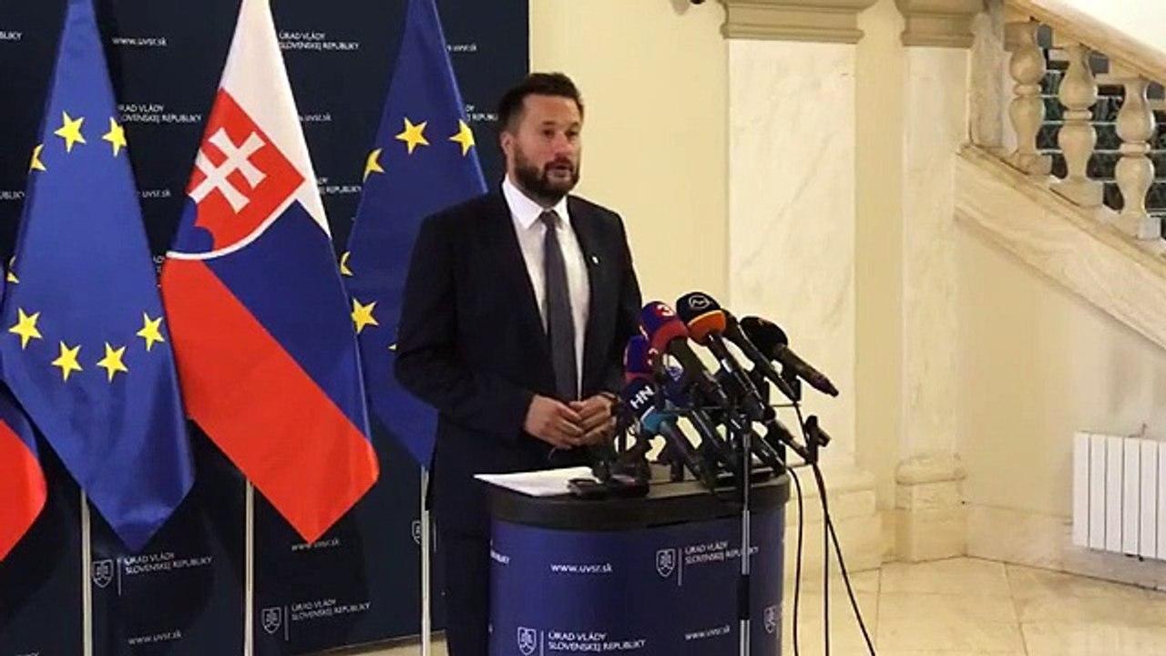 ZÁZNAM: Brífing primátora Bratislavy Matúša Valla