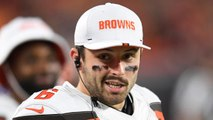 Baker Mayfield: 'I Cannot Believe the Giants Took Daniel Jones'