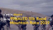 Cyclisme : une course de l'extrême en Asie centrale