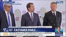 G7 à Biarritz: 13.200 policiers et gendarmes seront mobilisés (Christophe Castaner)