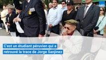 Un retour en Normandie très émouvant pour Jorge Sanjinez, vétéran de la bataille de Normandie