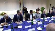 Italiens Regierungschef kündigt Rücktritt an
