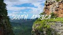 Les plus beaux paysages d'Afrique du Sud filmés en Drone