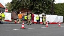 ANSEROEUL Accident mortel chée de Renaix 20.08.2019