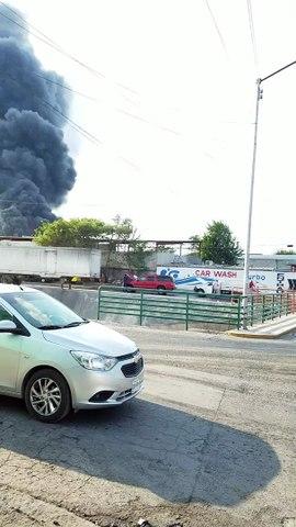 Car Brings Fire Closer Than Expected