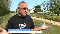 Sécheresse : Le canal de Berry en danger