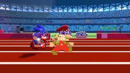 Mario & Sonic en los Juegos Olímpicos de Tokio 2020 - Tráiler 2D