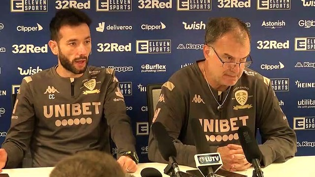Bielsa Talks About Team Selection