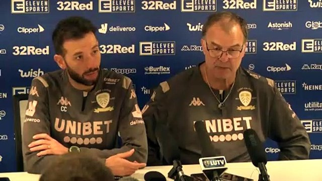 Bielsa Speaks About The Game Ahead