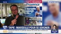 Tapie: Marseille, son remède ?