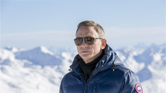 The 25th James Bond Film Titled 'No Time to Die'