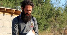 6 bin lira maaşlı işinden istifa eden adam köye yerleşerek hayalini gerçekleştirdi