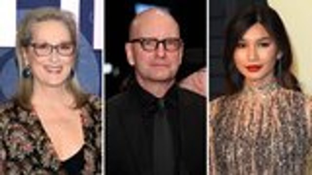 Steven Soderbergh Comedy Starring Meryl Streep, Gemma Chan Acquired by HBO Max | THR News
