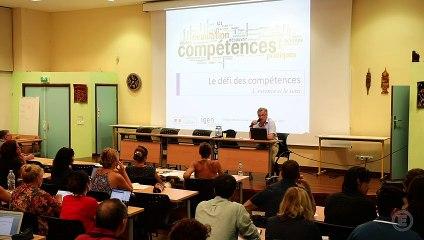 8. Conférence « Le défi des compétences »