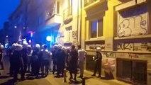 İstanbul'da kayyım protestosuna polis müdahalesi; çok sayıda gözaltı var