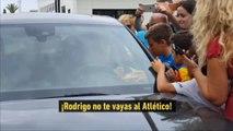 Los valencianistas le piden a Rodrigo que se quede