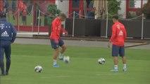 Coutinho ya entrena con el Bayern de Munich