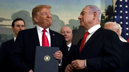 Does Trump and Netanyahu's special relationship serve or harm the US?