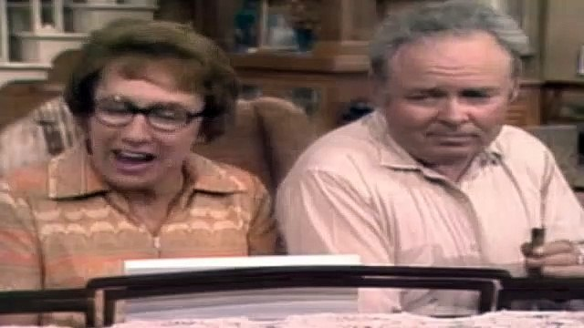 All In The Family Season 3 Episode 23 Gloria The Victim