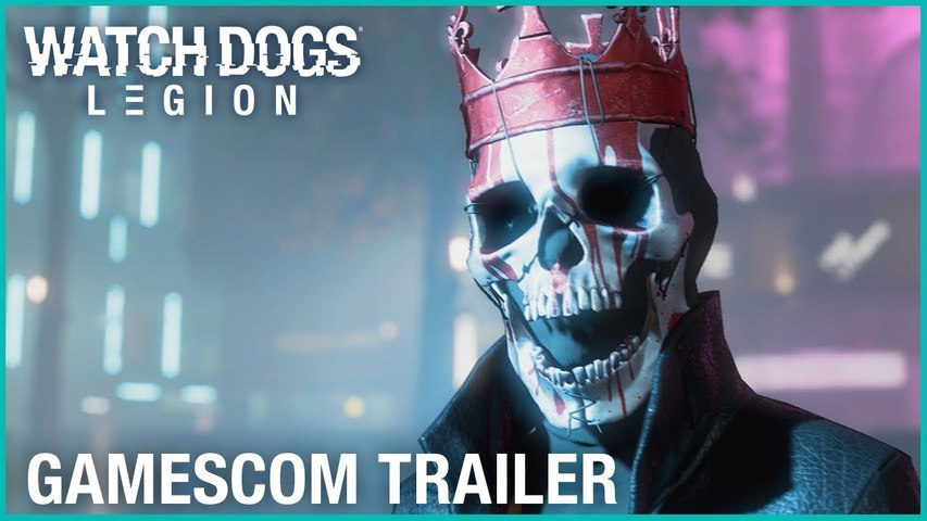 WATCH DOGS LEGION Official Play as Anyone Explained Trailer (Gamescom 2019)