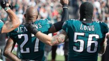 Chris Long Disagrees with Eric Reid on Merits of Players' Coalition: 'We Don't Work for the Owners'