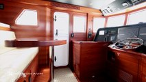 Tour of the new Nordhavn 475