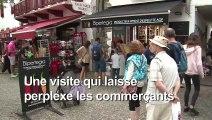 G7 de Biarritz: Espelette attend les conjoints de chefs d'Etat