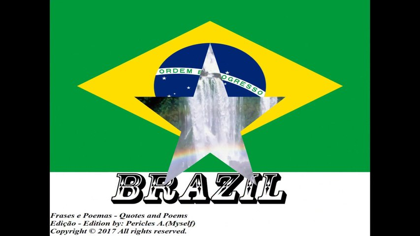 Beautiful country flags of the world: Brazil [Quotes and Poems]