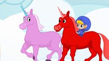 Rainbows and Unicorns - My Magic Pet Morphle - Cartoons For Kids - Morphle TV - Mila and Morphle