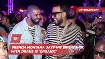 A Strong Bromance Between Drake And French Montana