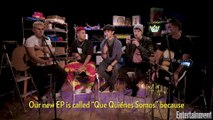"CNCO Announces New EP: ""Que Quiénes Somos"""