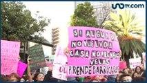 Javier Solórzano | El único problema en la marcha de mujeres es la violencia contra ellas