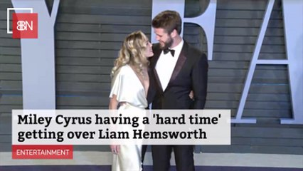 Miley Cyrus Really Loves Liam Hemsworth