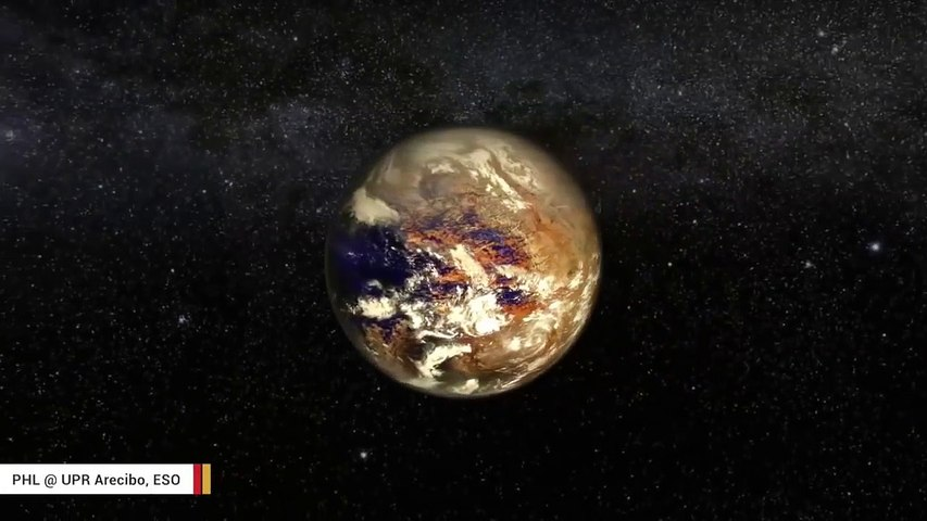 The Star Nearest To Our Sun May Host A Habitable Planet
