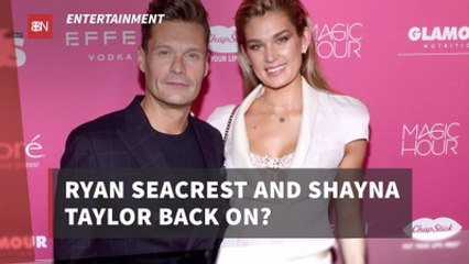 The Latest On Ryan Seacrest And Shayna Taylor
