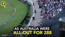 ICC World Cup 2019: Australia Beat West Indies by 15 Runs