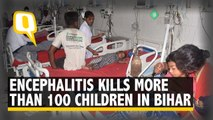 Encephalitis Claims 104 Lives, NHRC Issues Notice to Bihar Govt
