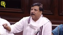 AAP MP Sanjay Singh Raises Zero Hour Notice in Rajya Sabha Over Spurt in Crime in Delhi
