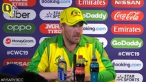 Captain Aaron Finch on Australia's Loss to England in World Cup Semi-Final