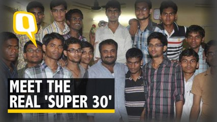 Super 30: Meet the Real Students Behind Hrithik Roshan's Film