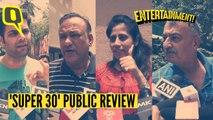 'Super 30' Public Review